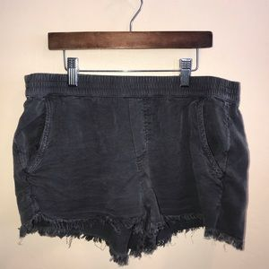 Aerie Charcoal Grey Shorts